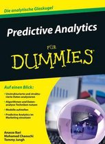 Boek cover Predictive Analytics fur Dummies van Dr. Anasse Bari
