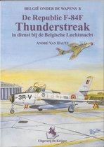 De Republic F-84F Thunderstreak