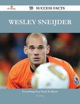 Omslag Wesley Sneijder 79 Success Facts - Everything you need to know about Wesley Sneijder
