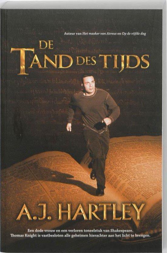De tand des tijds - A.J. Hartley pdf epub