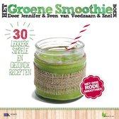 Het groene smoothiesboek