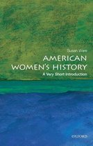 Boek cover American Womens History van Susan Ware
