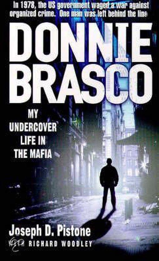 Boek cover Donnie Brasco van Joseph D. Pistone (Paperback)