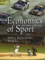 Boek cover Economics of Sport, 2nd Edition van Mark J Eschenfelder