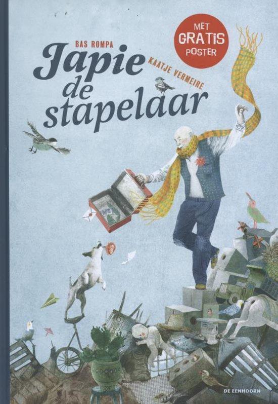 Japie de stapelaar - Bas Rompa | Fthsonline.com