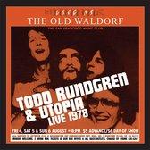 Rundgren Todd & Utopia - Live At The Old Waldorf (Usa)