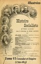 Histoire socialiste de la France contemporaine Tome VI