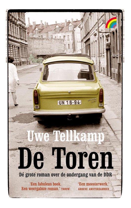 Rainbow pocketboeken 1131 - De toren - Uwe Tellkamp |