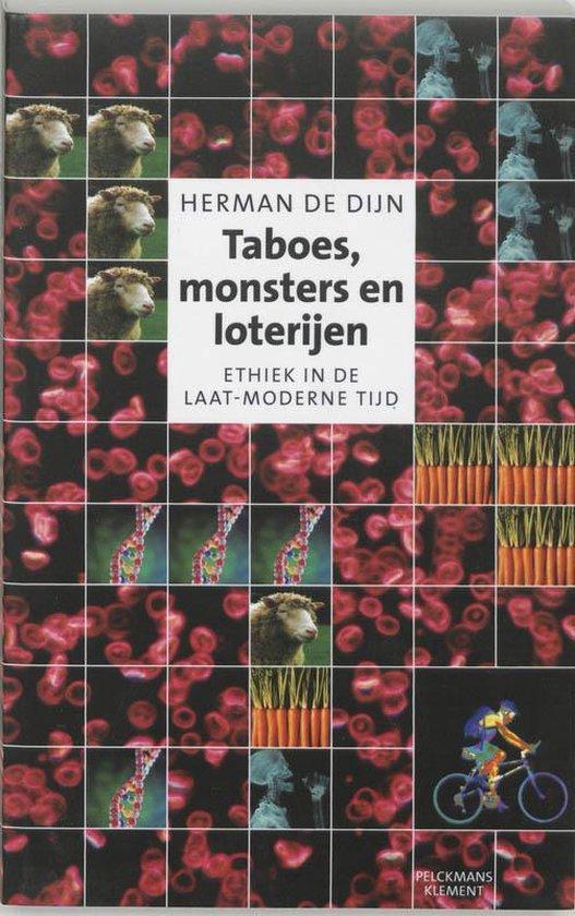 Taboes, Monsters En Loterijen - Dijn Herman de |