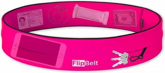Flipbelt Classic Roze - Running belt - Hardlopen - L
