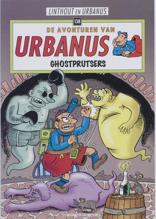 Urbanus 138 Ghostprutsers - Willy Linthout |