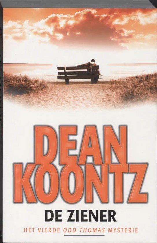 Boek cover De ziener van Dean R. Koontz (Onbekend)