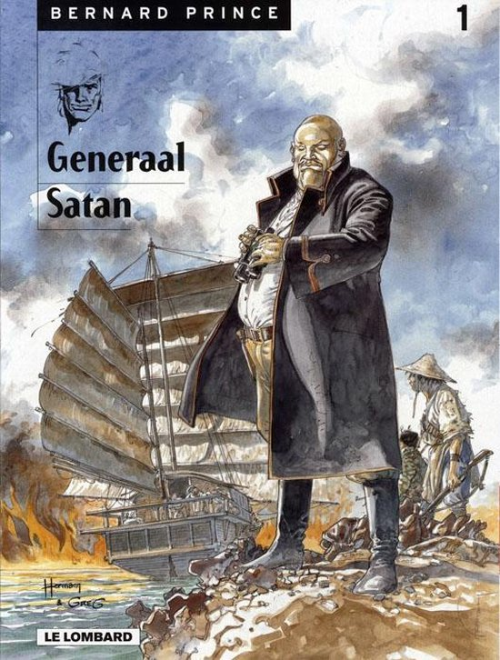 Bernard prince 01. generaal satan en de piraten van lokanga - Hermann pdf epub
