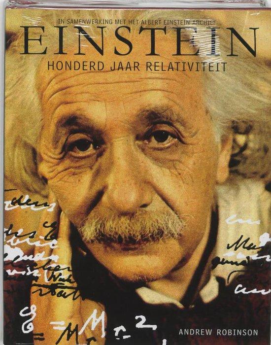 Einstein - Andrew Robinson  
