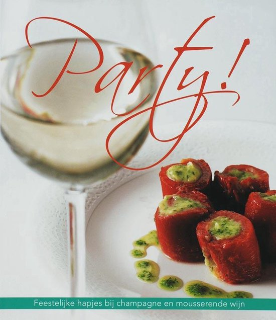 Boek cover Party van J.P. Vincken (Paperback)