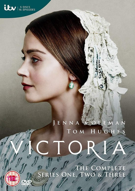 Victoria - Season 1-3 (Blu-ray) (Import)