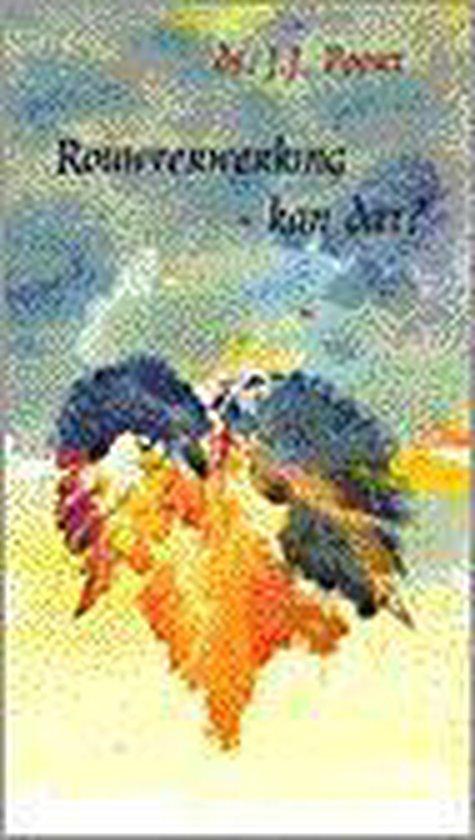 ROUWVERWERKING - KAN DAT - J.J. Poort  