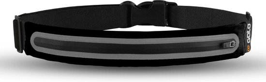 Waterproof Sports Belt Zwart - GATO Sports