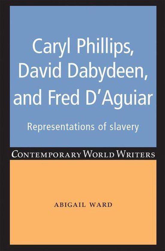 Boek cover Caryl Phillips, David Dabydeen and Fred DAguiar van Abigail Ward (Onbekend)
