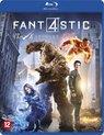 Fantastic 4 (Blu-ray) (2015)