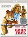 Born Free (1966) Dual Format [Blu-ray & DVD]
