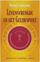 Astrologische evergreens  -  Karmische astrologie 2 Levensvreugde en het gelukspunt
