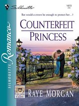 Omslag Counterfeit Princess