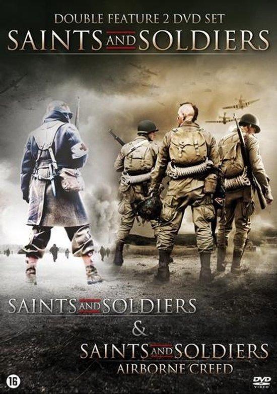 Cover van de film 'Saints & Soldiers 1 & 2'