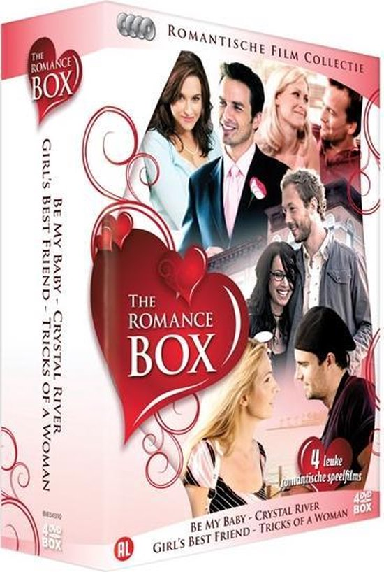 Cover van de film 'Romance Box'