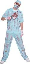 Chirurg Volwassenen - Carnavalskleding - 4 delig - Maat M/L