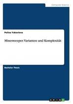 Minesweeper. Varianten und Komplexitat