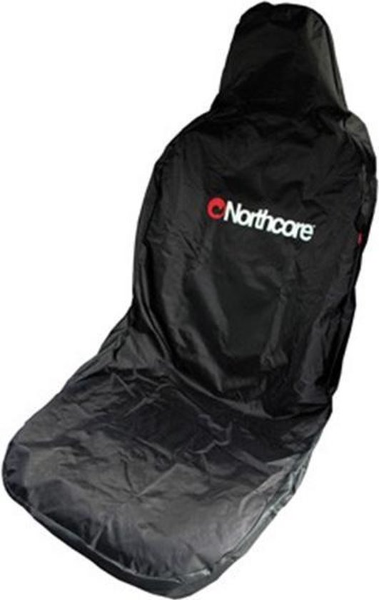 Northcore - Single Waterproof Car Seat Cover - Black