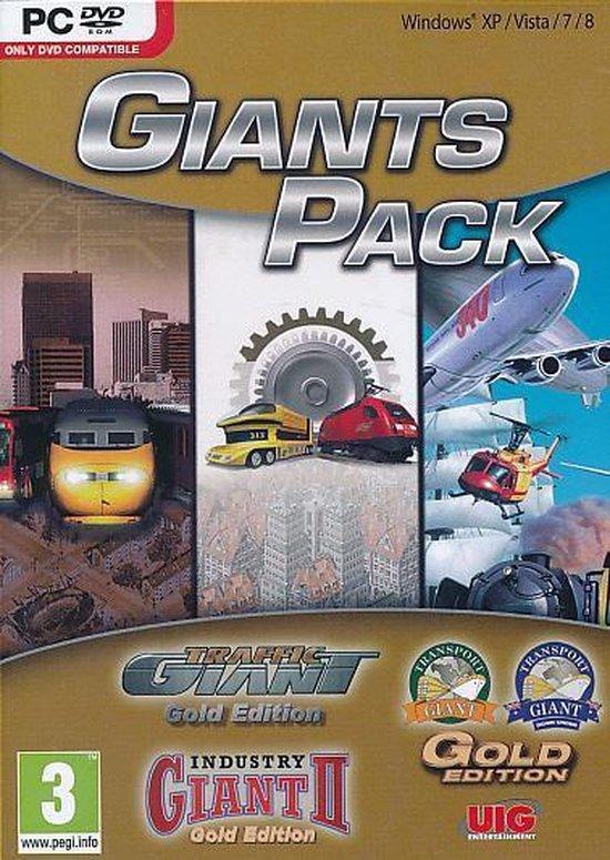 Traffic Giant + Industry Giant 2 + Transport Giant – Windows