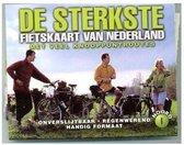 De sterkste fietskaart van Noord-Holland