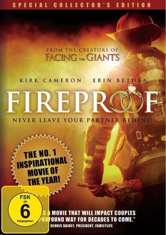 Cover van de film 'Fireproof'