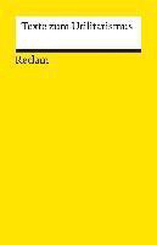 Texte zum Utilitarismus