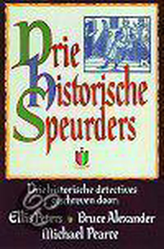 Drie Historische Speurders - Peters pdf epub
