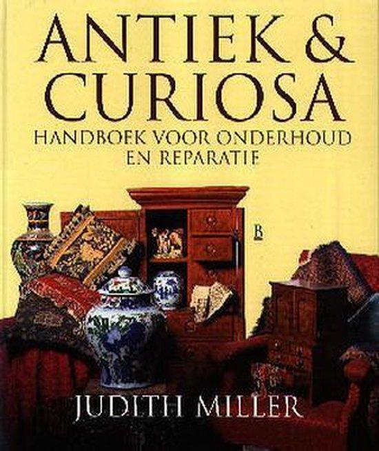 Antiek & curiosa - J. O'Barr |