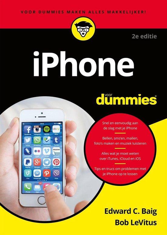 Voor Dummies - iPhone voor Dummies - Edward C. Baig |