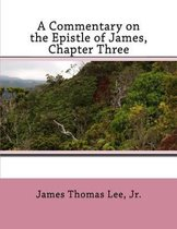 Boek cover A Commentary on the Epistle of James, Chapter Three van Mr James Thomas Lee Jr