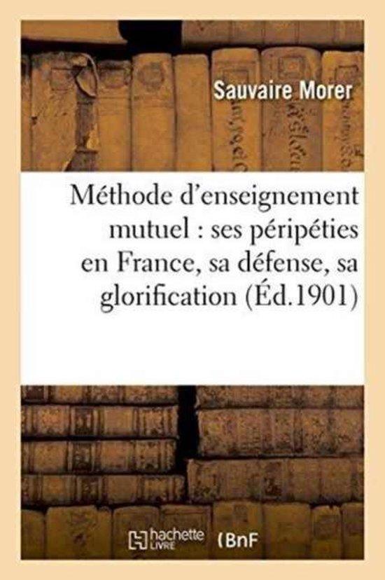 Methode d'enseignement mutuel
