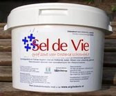 Sel de Vie Scrubzout kokos (wit) 12,5kg