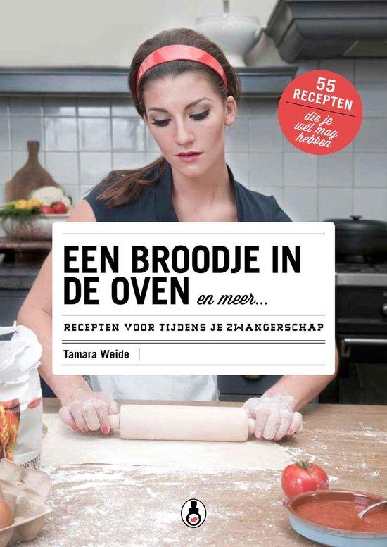 Cover van het boek 'Een broodje in de oven en meer'