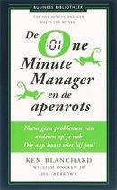 Boek cover One Minute Manager en de apenrots van Ken Blanchard (Paperback)