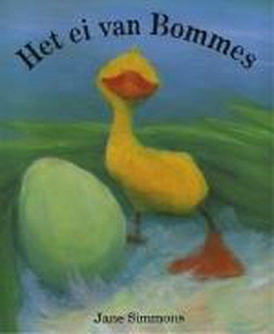 Het Ei Van Bommes - Jane Simmons |