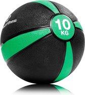 #DoYourFitness® - Medicijnbal / gewicht bal »Abril« in 1 2 3 4 5 6 7 8 9 10 (kg) - Medicinebal met extreem antislip oppervlak - Cross design - 10kg