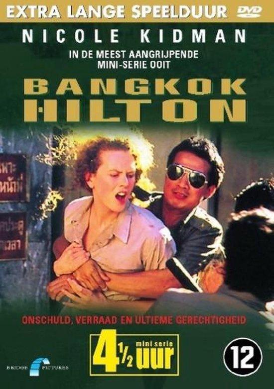Cover van de film 'Bangkok Hilton'