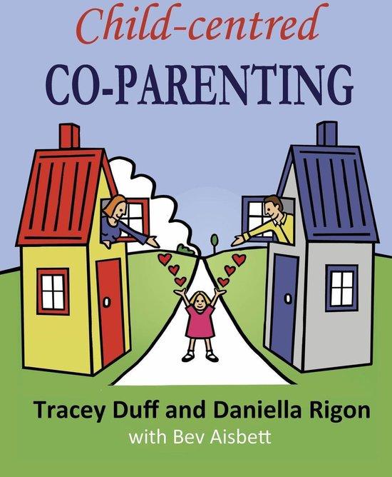 Omslag van Child-centred Co-Parenting