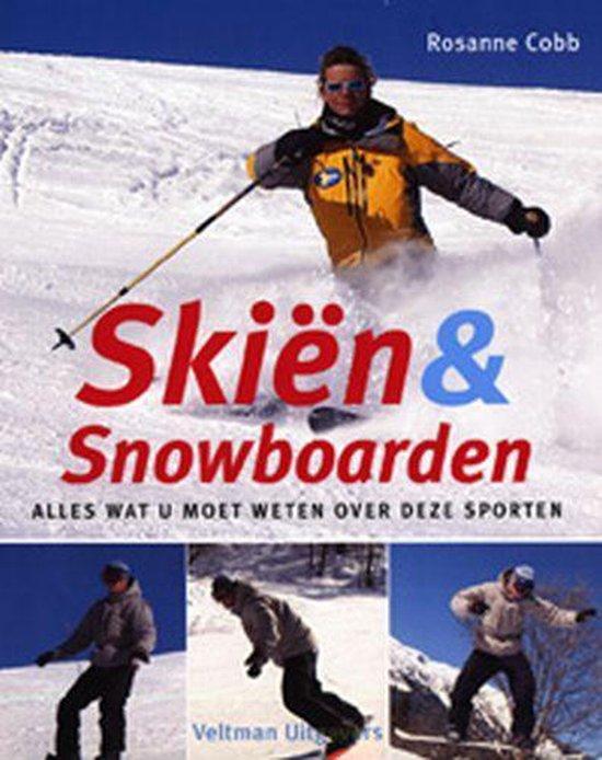 Skien & Snowboarden - Rosanne Cobb pdf epub
