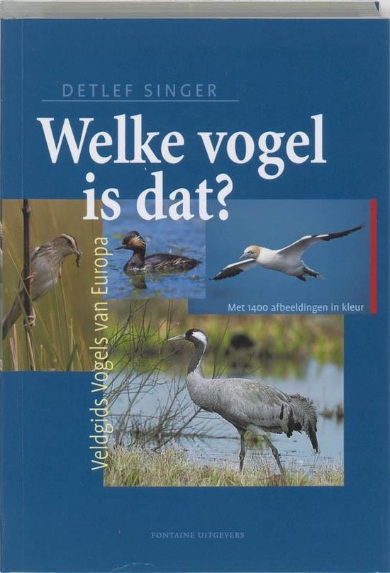 Welke vogel is dat? - D. Singer | Readingchampions.org.uk
